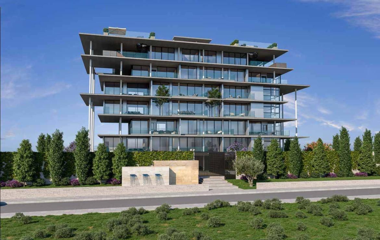 Новый проект квартир в Протарасе