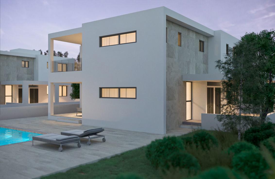 Элитные дома на Кипре