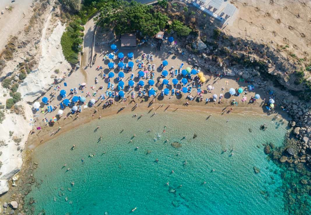 Пляж Фаерменс или Мад