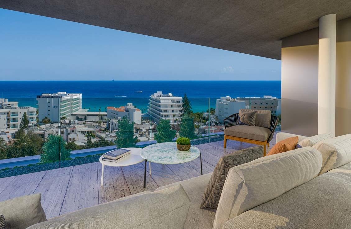 Купить квартиру с видом на море