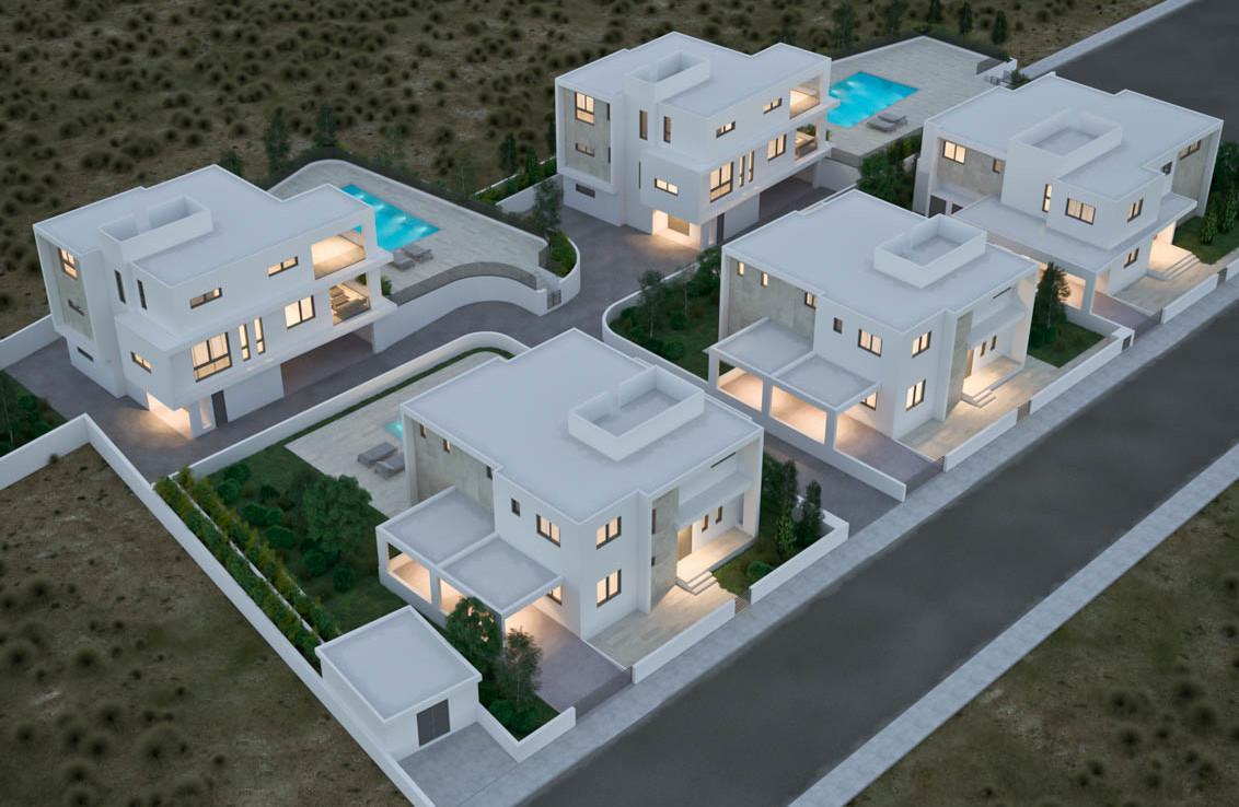 Элитные дома в Каппарисе