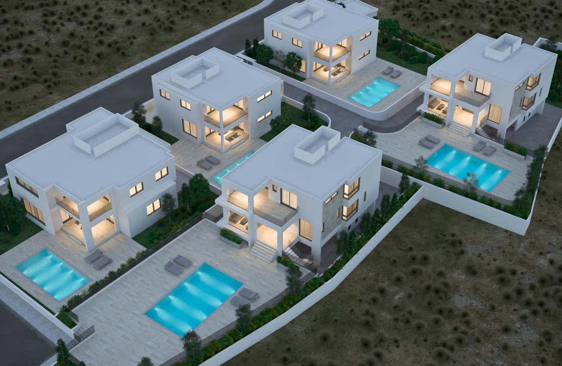 Купить Элитные дома на Кипре