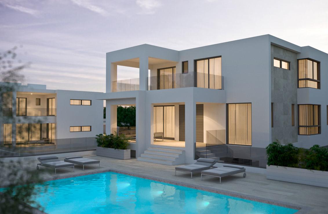 Элитная Вилла на Кипре