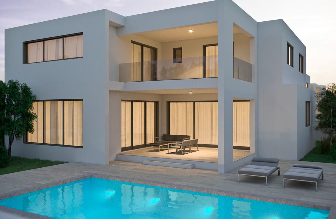 Купить элитную виллу на Кипре