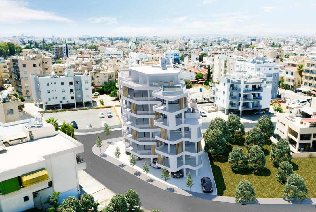 Купить апартаменты в Лранаке