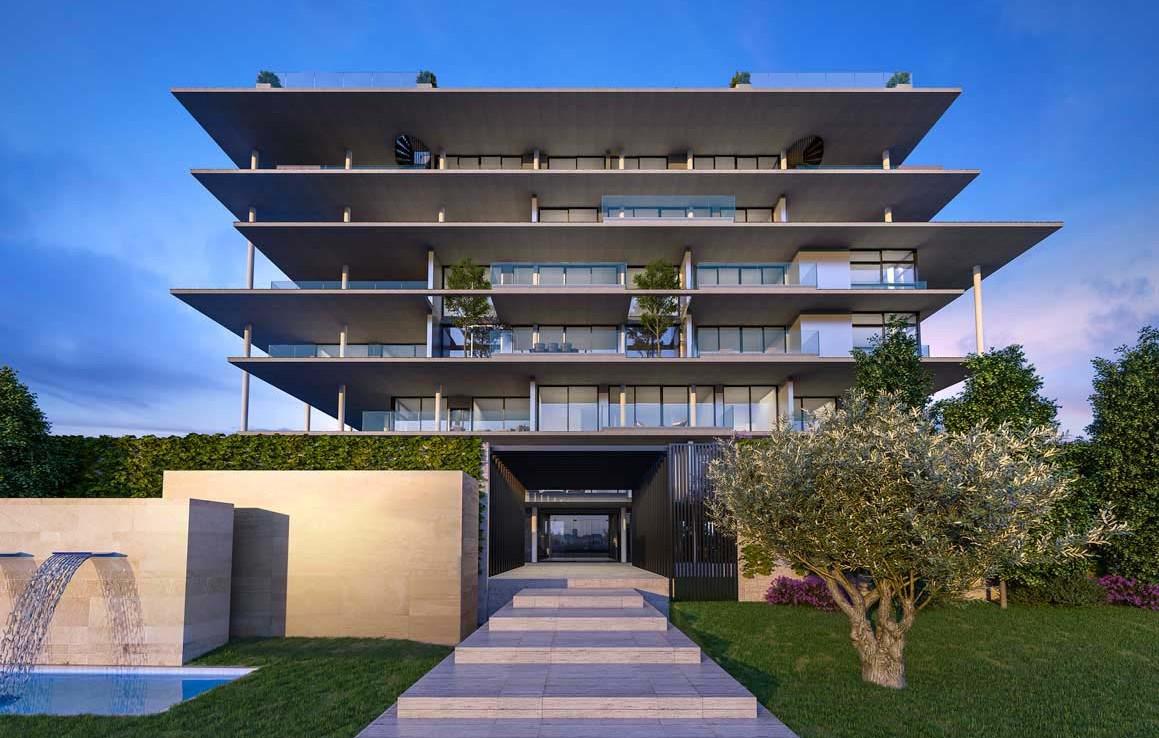 Новые Апартаменты в Протарасе