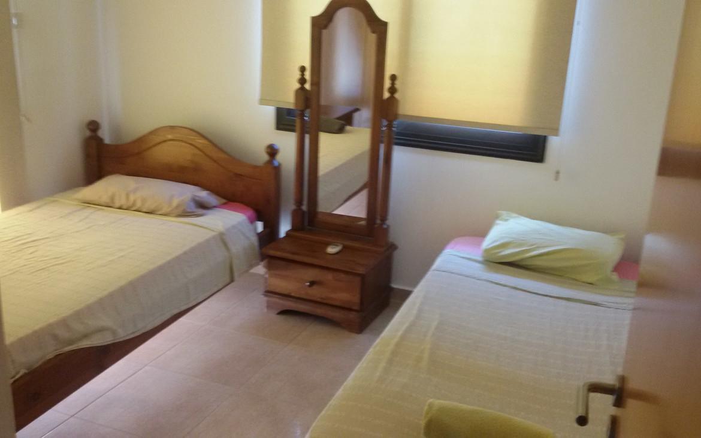 Спальня в вилле на Кипре