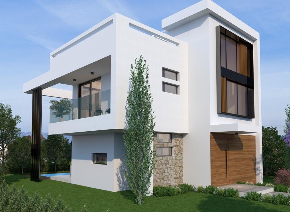 Продажа новых домов на Кипре