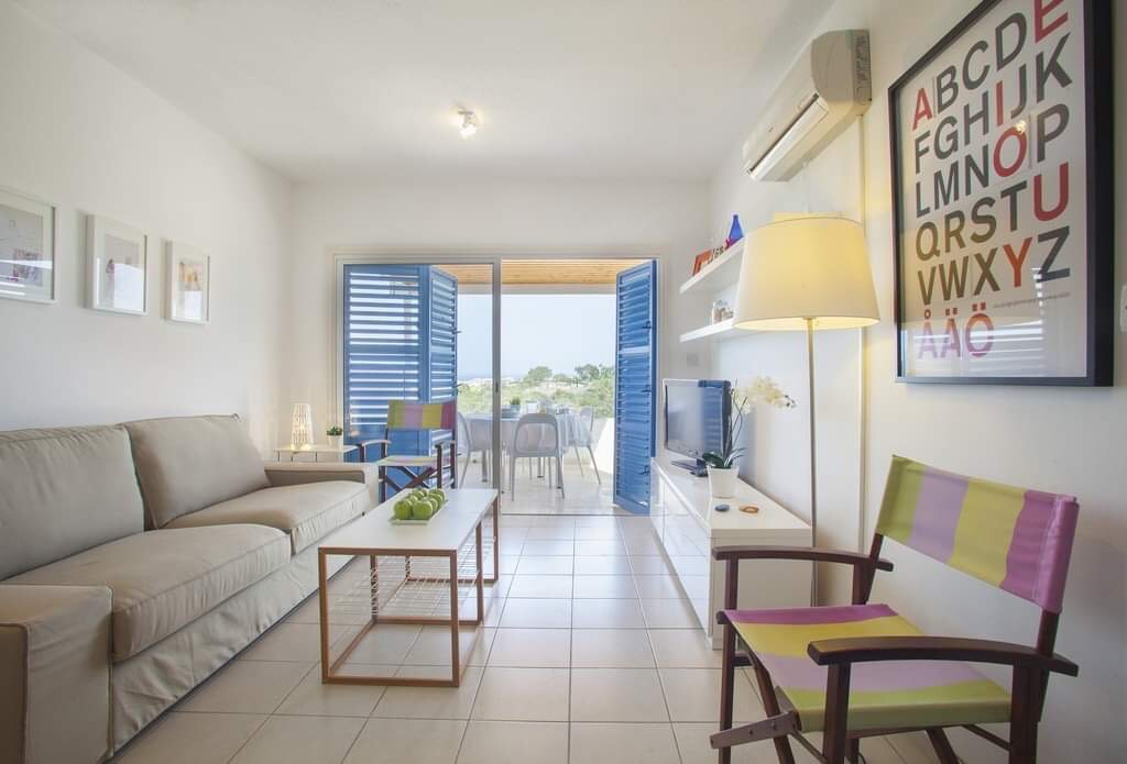 Дом с видом на море купить на Кипре