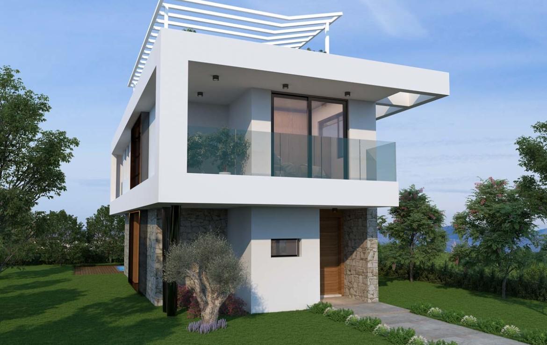 недвижимость Кипра - купить виллу