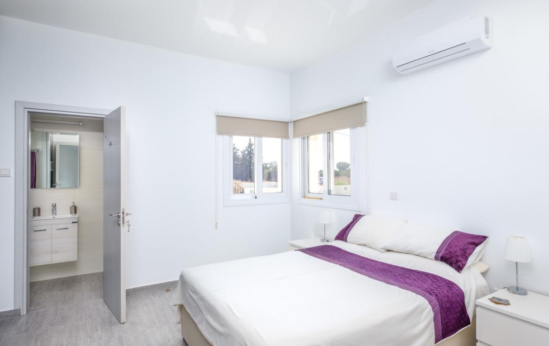 Спальня в четырехспальном бунгало