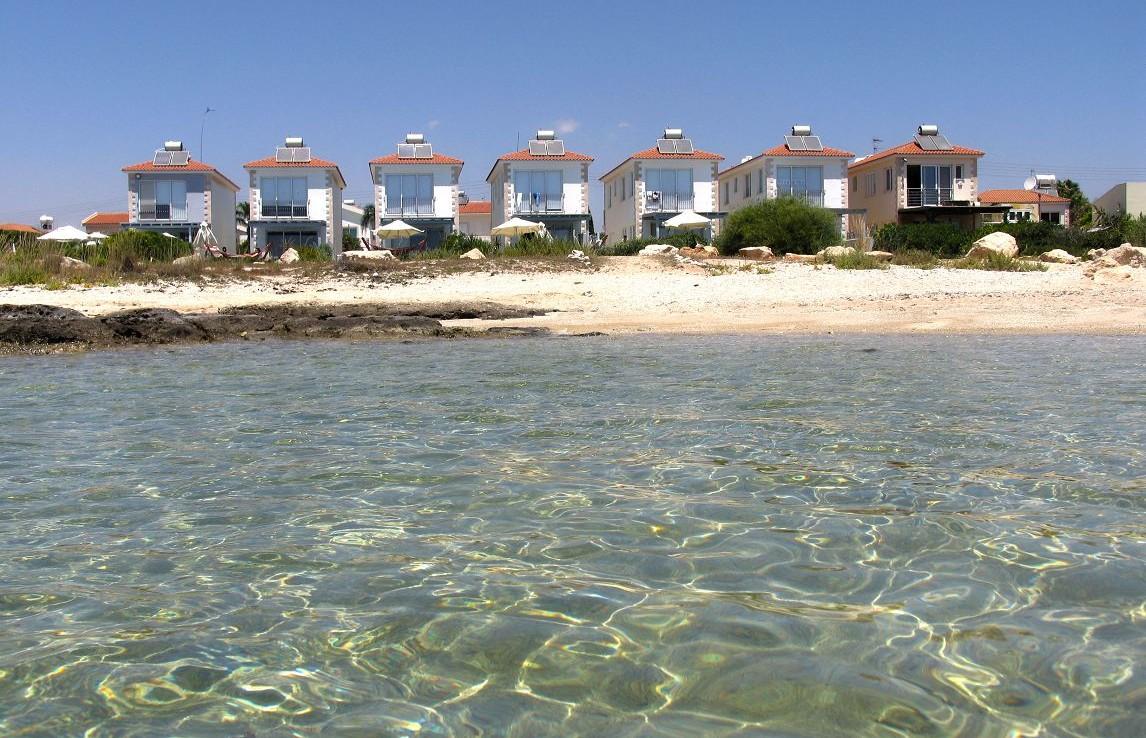 Купить дом на побережье