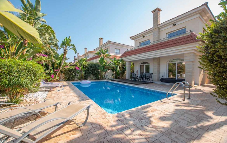 Кипр виллы с бассейном