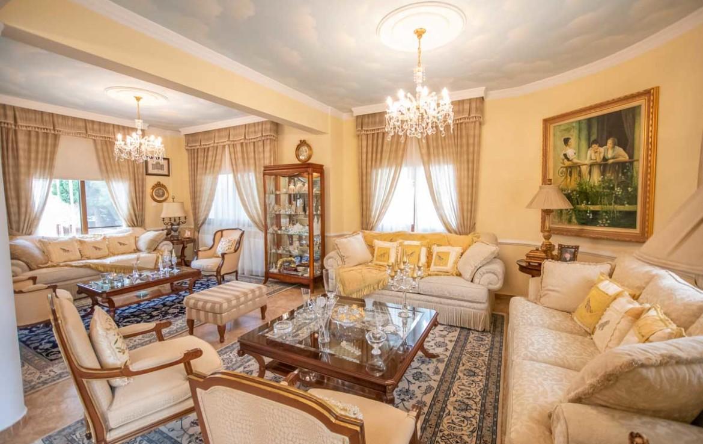 Недвижимость в Паралимни - гостиная