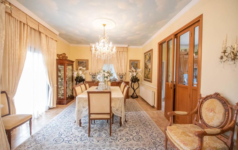 Дом в Паралимни - гостиная