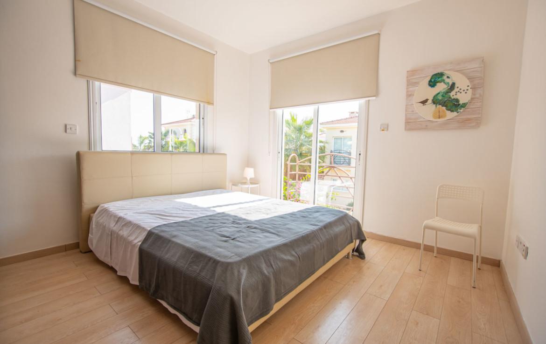Купить виллу на Кипре - спальня