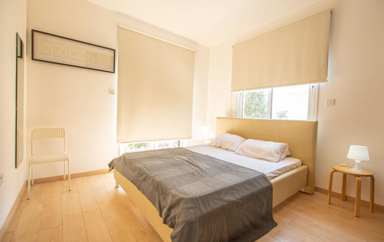 Кипр виллы с бассейном - спальня