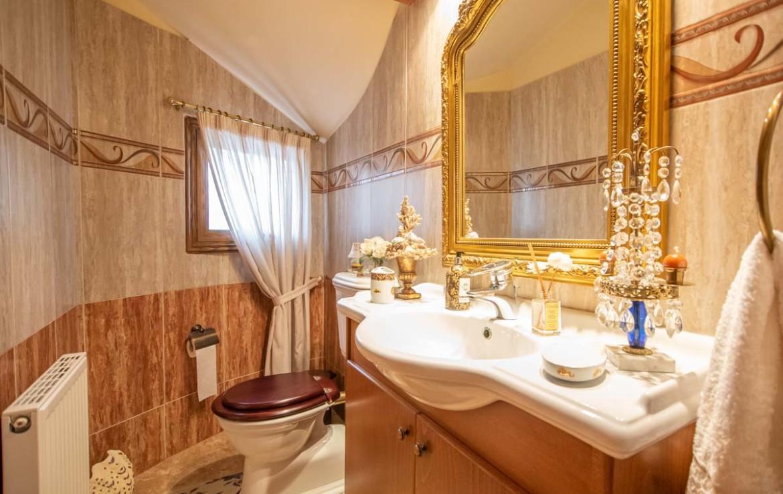 Вилла в Паралимни - ванная