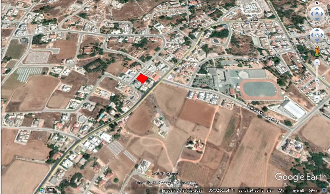 Купить землю на Кипре