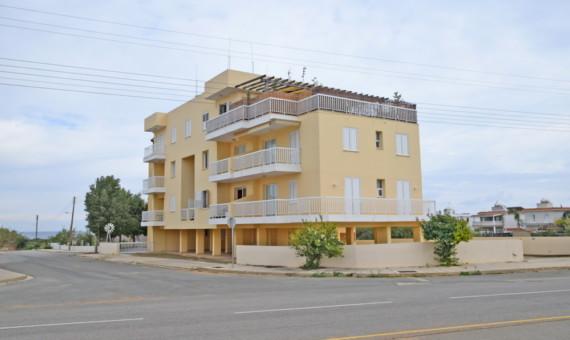 Кипр апартаменты у моря