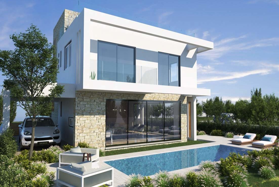 Кипр Вилла с бассейном