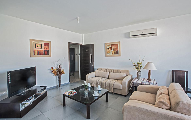 Картиры на продажу на Кипре - гостиная