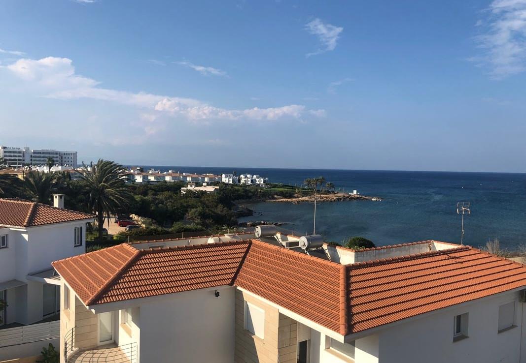 Апартаменты у моря - вид на море