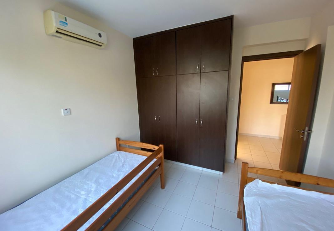 Апартаменты в Паралимни - спальня