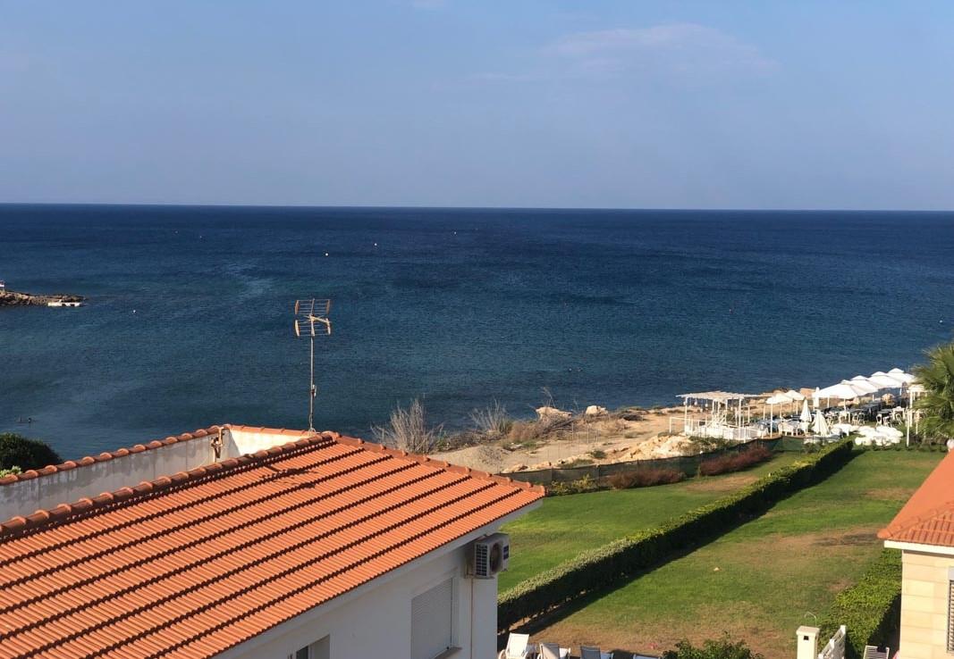 Вид на море с квартиры