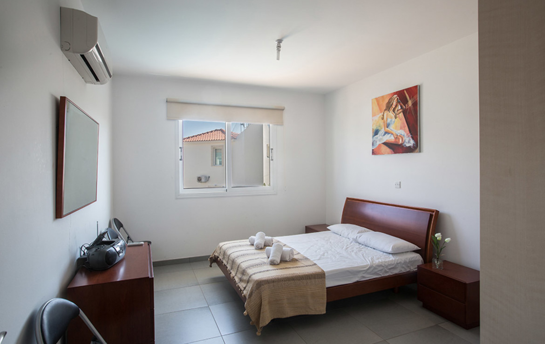 Апартаменты в Пернере - Спальня