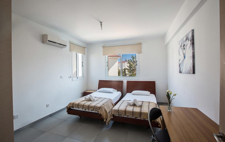 Купить апартаменты в Пернере - спальня