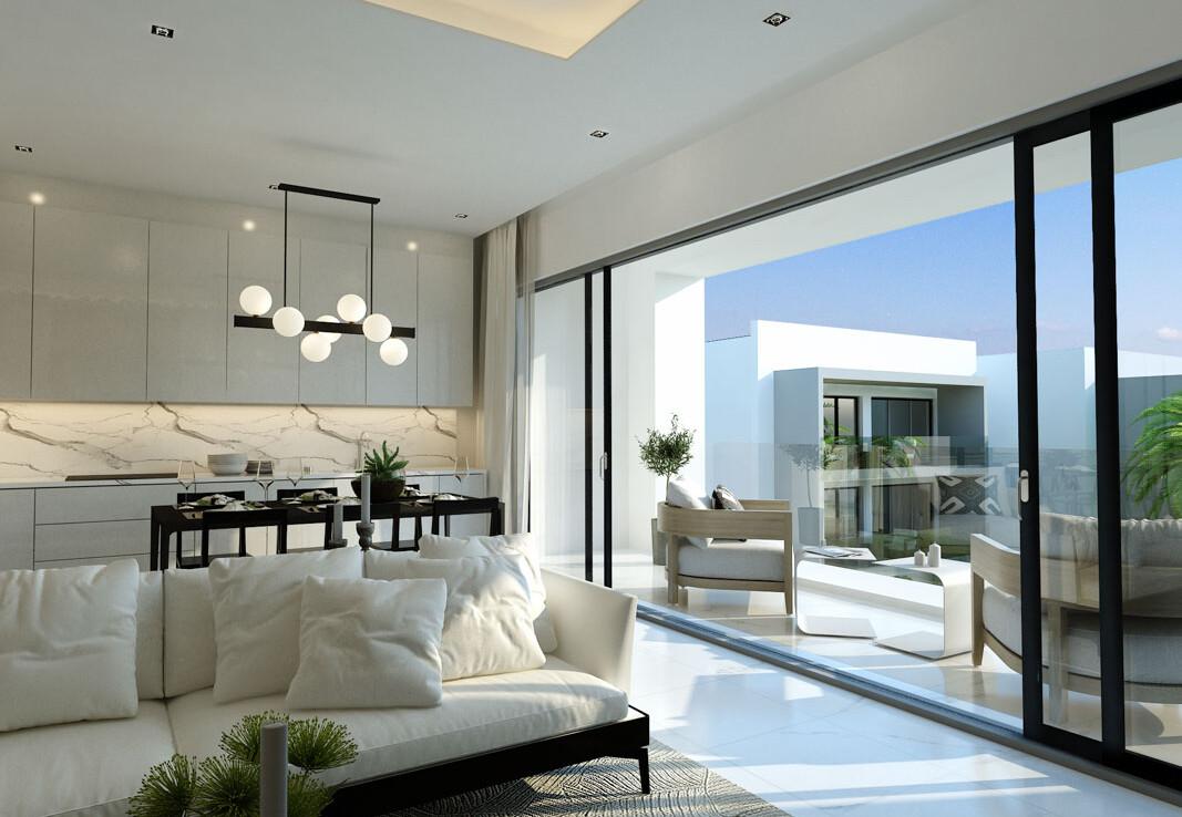 Купить новую квартиру - гостиная