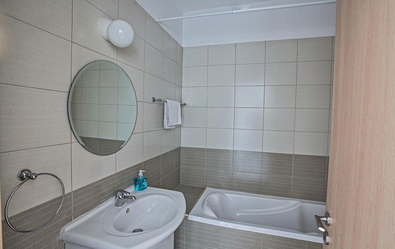 Апартаменты в Пернере - ванная