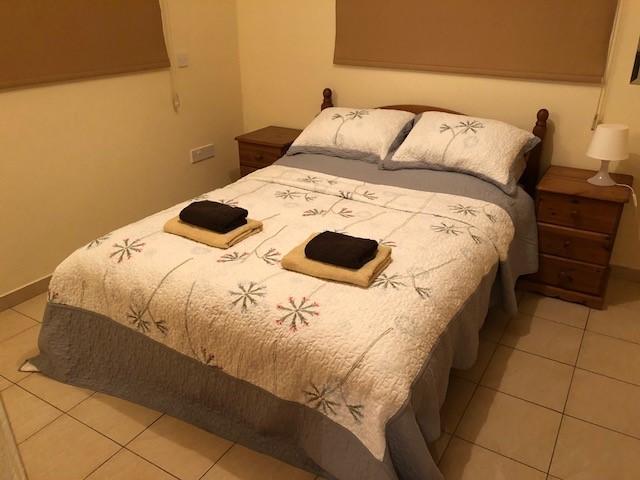 Вилла в Пернере - спальня