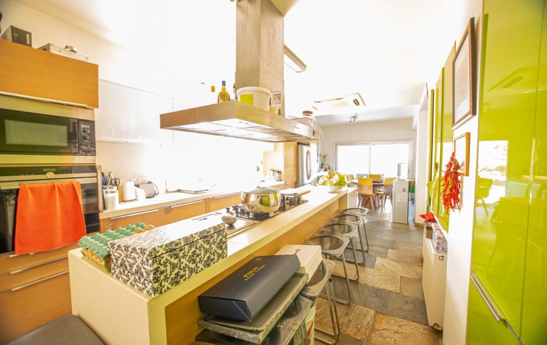 Купить виллу на Кипре - кухня