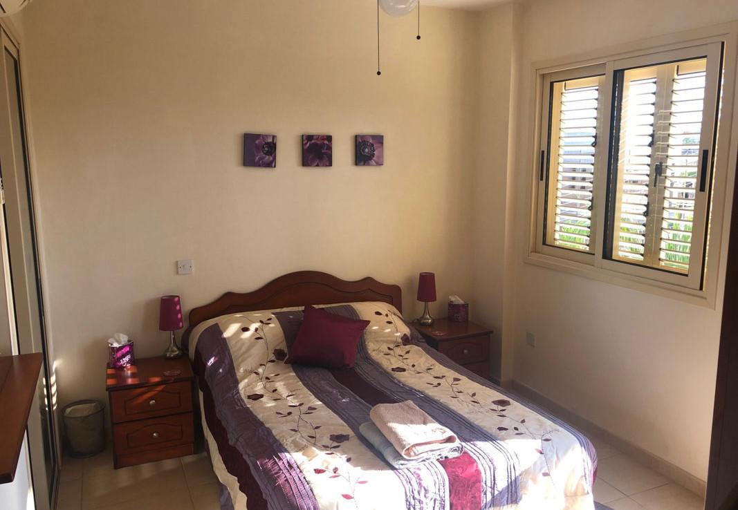 Квартира у моря - Спальня