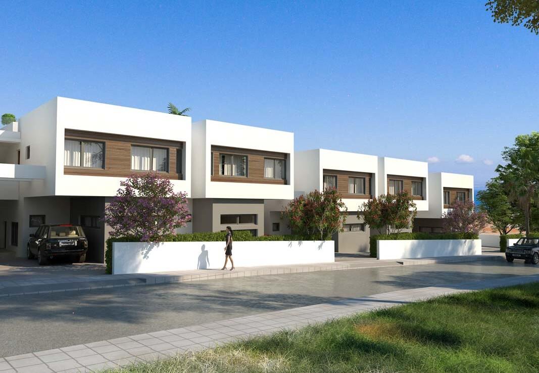 Новые апартаменты на Кипре на продажу
