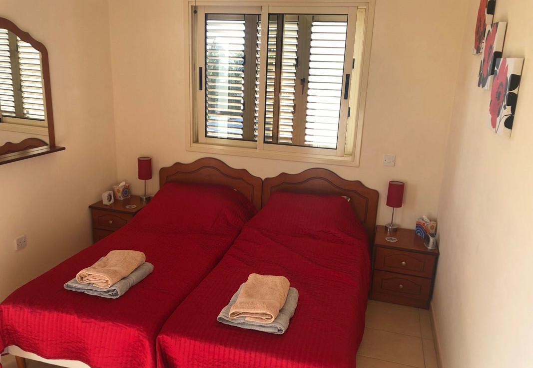 Квартира у моря на продажу - спальня