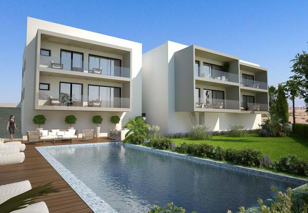 Купить новые апартаменты на Кипре