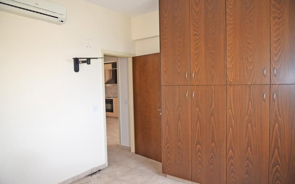 Кипр - апартаменты у моря - спальня