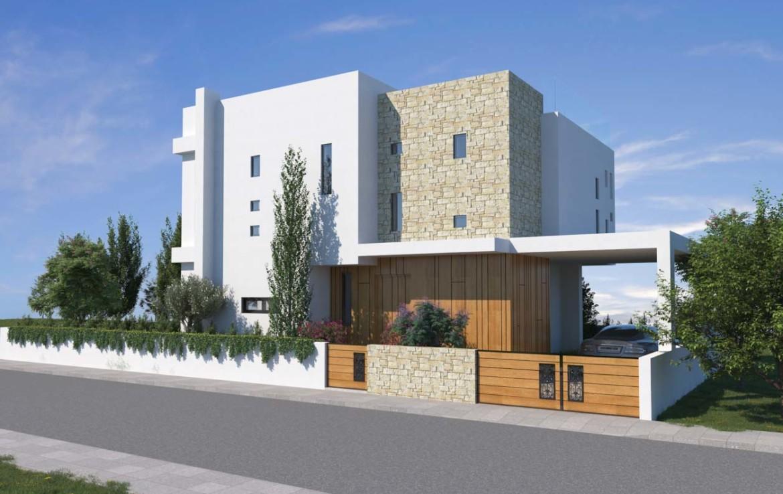 Новострой на Кипре - Вилла в Айя Триада