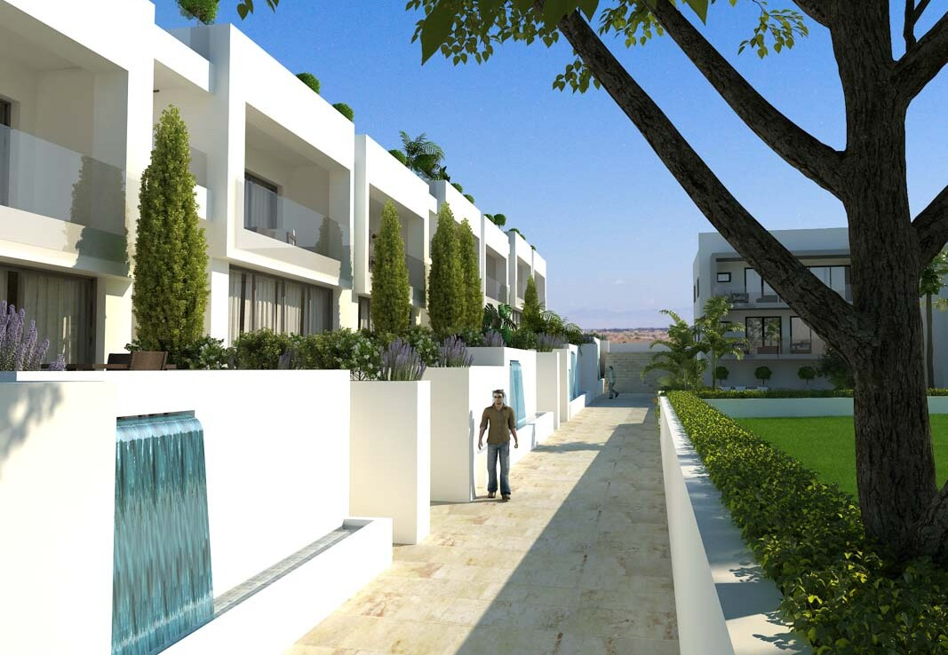 Новые квартиры в Каппарисе