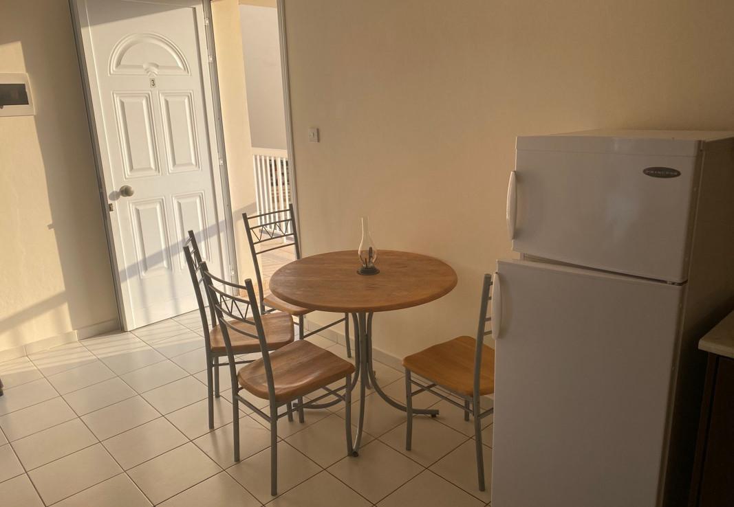 Купить апартаменты в Паралимни - обеденная зона
