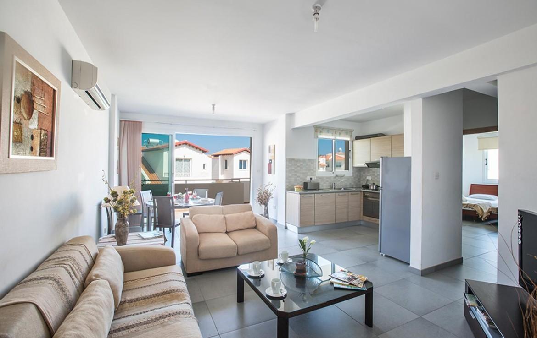 Купить апартаменты в Пернере - гостиная
