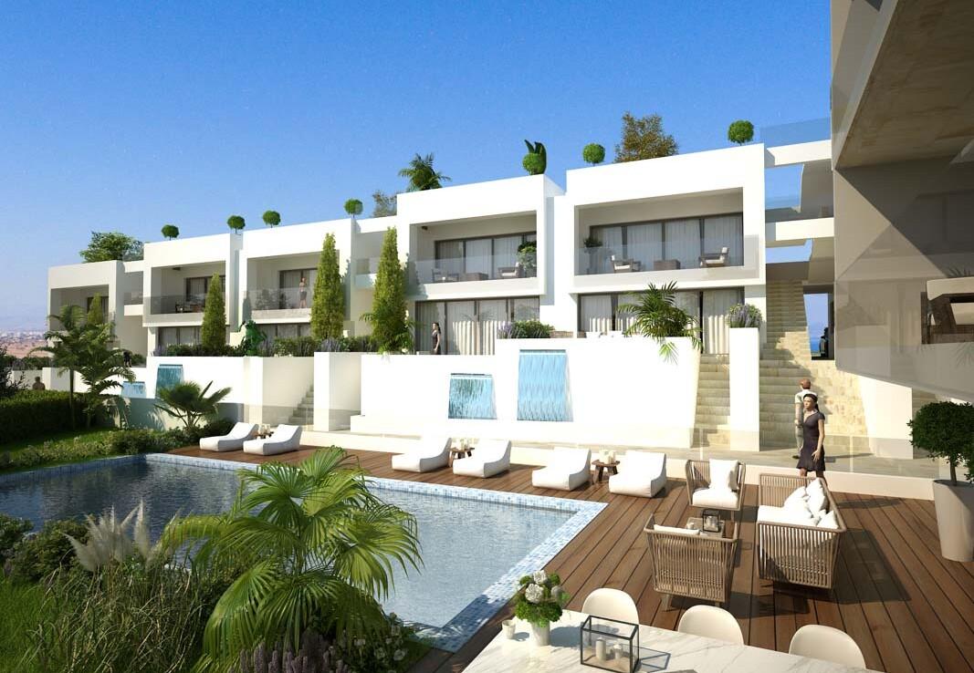 Современные апартаменты на Кипре