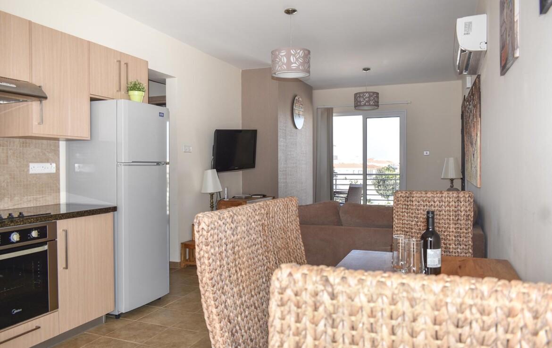 Двуспальные апартаменты в Каппарисе