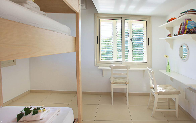 Первая линия домов - спальня