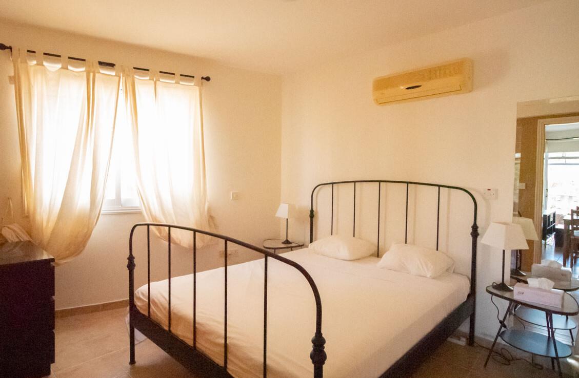 Купить апартаменты в Каппарисе - спальня