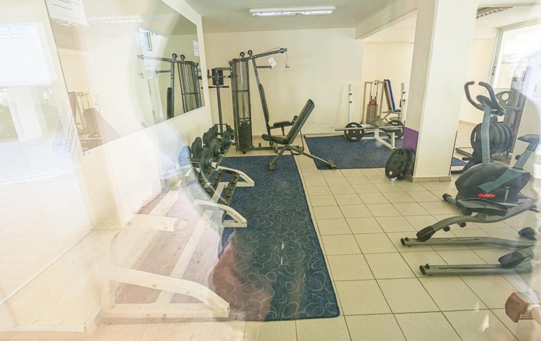 Квартира 3 спальни Паралимни - спортзал