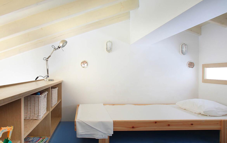 Вилла в Каво Греко - спальня